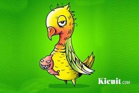 Jenis Cacing Pengganggu Burung